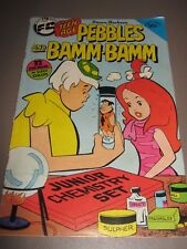 Federal Comics Teenage pebbles and Bamm -Bamm 1984/ 85 appox good condition