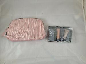 ULTA Beauty Pink Makeup Case Fall GWP 2021 10 piece Set NEW