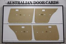 Toyota CORONA Door Cards. Blank Trim Panels 1979 - 1983. Sedan, Wagon