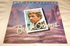 Buck Owens Our Old Mansion Sealed LP