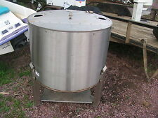 Gustafson Stainless Steel Bulk Milk Tank Beer Brewing Equipment Wine