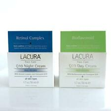 LACURA Q10 Anti-Wrinkle Face Day Cream & Night Cream Combo Pack