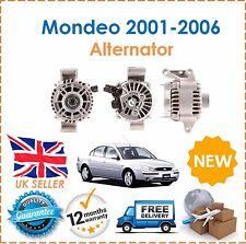 For Ford Mondeo MK3 2.0 2.2 TDDi TDCi Turbo Diesel 2001-2006 Alternator New