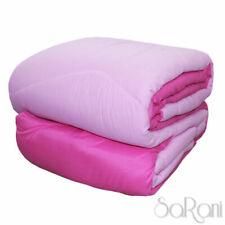 Édredons et couvres-lit courtepointes doubles pour la maison