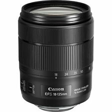 Canon EF-S Camera Zoom Lens 18-135mm f/3.5-5.6 IS  LATEST Nano USM (FROM KIT)