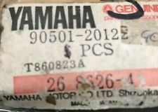 GENUINE YAMAHA COMPRESSION SPRING (90501-20122-00) YSR50 RS100 DT125 MX250 RD200