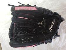 Mizuno Finch Gpp1155 Pink Baseball Glove Sure Fit Foam Youth 11.5 Inches