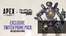 apex legends PC twitch gift Five chests plus Pathfinder Legendary skins