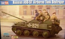 HOBBYBOSS 83896 Russian asu-57 Airborne Tank Destroyer - 1:35 - NUOVO