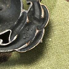 Rare Usmc Ega Bell Trading Post Large Vietnam Era Eagle Globe Anchor Marines