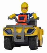 Fireman Sam FigureSimba 109257657 with Mercury Quad Bike and Accessories,