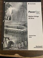 Allen Bradley Powerflex 7000 Medium Voltage Ac Drive Technical Data Guide