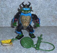 Teenaged Mutant Ninja Turtles LEO the SEWER SAMUARAI Vintage Tmnt 1990 Figure