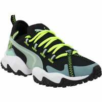 Puma Erupt Trail  Womens Running Sneakers Shoes    - Black