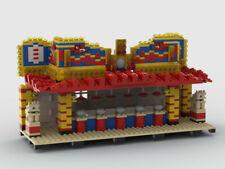 Lego®,Kirmes,Kermis,Funfair,Mandarin Bude Anleitung/Construction