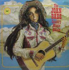 JOAN BAEZ Country Music Album - 2 LP set  SirH70