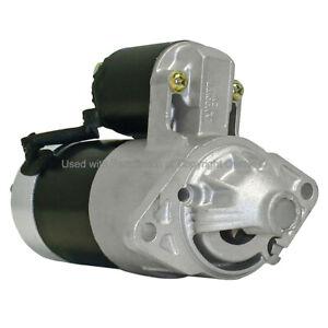 Starter Motor Quality-Built 17836 Reman