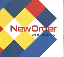 New Order  ‎– Live At Bestival 2012  cd