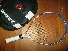 Kinder-Tennisschläger Babolat Ball Fighter 100 m. Bespannung + Hülle, topp!!