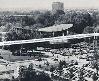 Karlsruhe - Schwarzwladhalle - Großformat - um 1955 - RAR     K 4-7