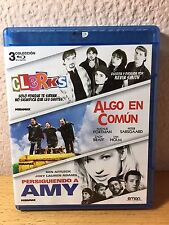 Pack Blu ray Clerks+ Algo en Común+ Persiguiendo a Amy