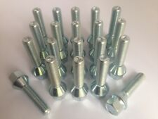 20 x Extended Alloy Wheel Bolts M14 x 1.5 40mm Long 17mm Hex