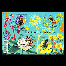 "France 2016 - Paris Philex ""Bees"" Insects Fauna Art - Sc 5037 MNH"