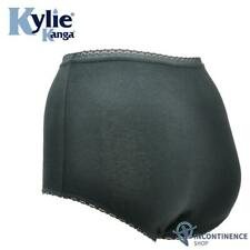 Kylie Lady Lavable incontinence Pantalon-Noir-Large