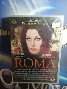 ROMA Federico Fellini DVD *NUOVO