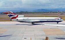 British Airways BOEING 727 (Comair SA)  -  6x4 Print
