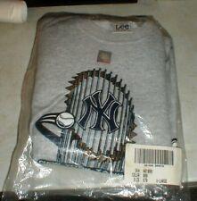 NEW New York Yankees 2000 MLB World Series Champions Clubhouse Sweatshirt XL