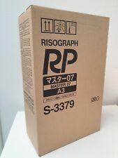 Master A3  per fotostampatore Risograph FR- RP  S-3379