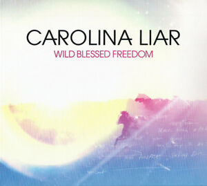 "Carolina Liar - ""Wild Blessed Freedom"" - 2011 - CD Album"