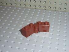 LEGO RedBrown Hinge Bricks 3830 & 3831 / set 7189 75017 10236 10188 4501 10144..
