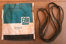 Chevrolet Corvette C3 Vent Seal NOS GM 359270