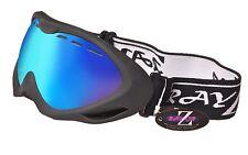 Rayzor Ski Snowboard Goggles UV400 Antifog Double Lens Model RI78BKBLGO.RRP£69