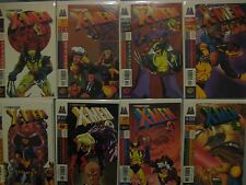 X-men the Manga 10 issues comic lot marvel wolverine magneto apocalypse