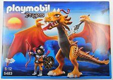 Playmobil 5483 - Flammendrache - NEU NEW OVP