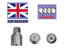 Audi Locking Wheel Nut Key Letter F, Code 806