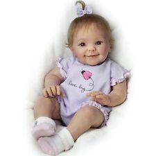 Little Love Bug Ashton Drake Doll By Cheryl Hill 18 inches