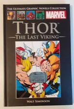 Ultimate Comics Graphic Novel Collection 5 Thor the Last Viking by Walt Simonson