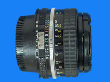 Nikon Nikkor 50mm f/1.8 AI To Fit Nikon F Mount SLR C/W Caps