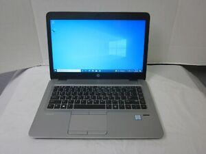HP EliteBook 840 G3 I7-6600U @ 2.6GHz 256GB 8GB WIN10PRO V1H24UT#ABA
