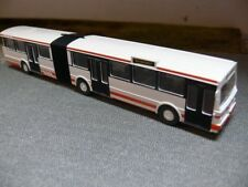1/87 Wiking MB O 305 Gelenkbus weiß Verpackung Gedrückt 705 02