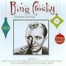 Bing Crosby Christmas Favorites CD NEW SEALED White Christmas/Happy Holidays