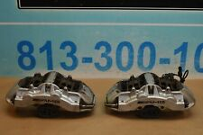 03-06 MERCEDES CL55 S55 E55 CLS55 AMG FRONT BREMBO BRAKE CALIPER CALIPERS PAIR