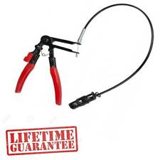 Flexible Long Reach Hose Clamp Pliers for Locking Into Open Position 630 mm  WC1