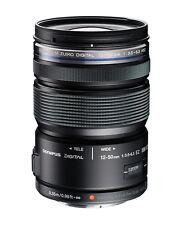 Olympus M.ZUIKO ED 12-50mm f/3.5-6.3 EZ  Lens -Black(White Box) + 52mm UV Filter