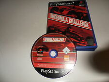 PLAYSTATION 2 PS 2 formula Challenge