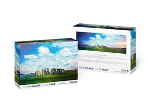 Stephen Wilkes Puzzle Stonehenge UK Day to Night